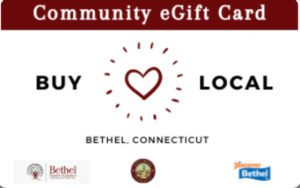Yiftee Gift Cards Accepted!    Please go to https://app.yiftee.com/gift-card/buy-local---bethel to purchased and support participating Bethel Businesses